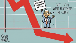 DH Toon: GDP growth in 2020-21 likely to be in negative