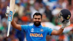 Have to clear fitness test first: Rohit Sharma