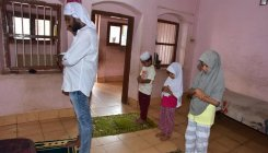 Eid-ul-Fitr: Muslims pray at home in DK and Udupi