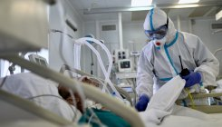 Russia reports nearly 9,000 new coronavirus infections