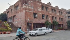 Students stranded in hostels asked to go home: JNU