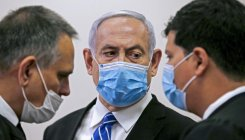 Netanyahu vows to push ahead with annexing West Bank