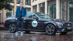 Uber-rival Bolt raises 100 million euros