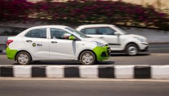 Ola resumes services at Delhi airport