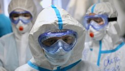 Russia reports record coronavirus deaths, recoveries