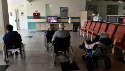 Italian nursing homes face fight to survive
