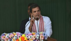 Govt should be more transparent about China: Rahul