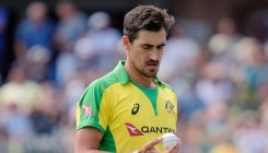 Saliva ban may make cricket 'boring': Starc