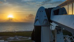 Weather better for SpaceX launch of NASA astronauts