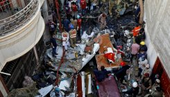Airbus experts start probe into Pakistan air crash
