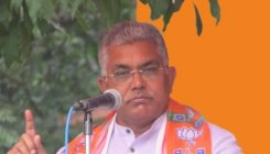 Army should have been called much earlier: Dilip Ghosh
