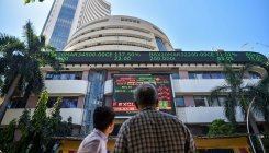 Sensex rallies 996 pts, Nifty tops 9,300 at closing