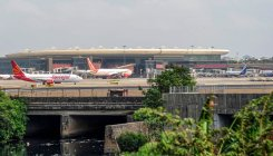Mumbai airport operates 50 flights, caters to 5k flyers