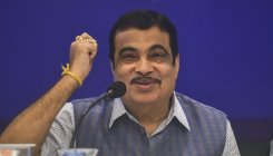 Gadkari thanks party for not celebrating his birthday