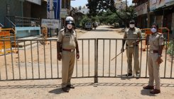 5 cops test positive for Covid in Hassan & Mandya
