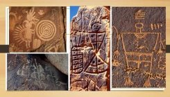 Petroglyphs of Konkan throw light on ancient culture