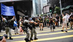 US calls for UN Security Council meeting on Hong Kong