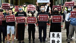 'China violating international obligations over HK'