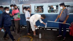 Since May 1-27 run 3700 Shramik trains: Centre to SC