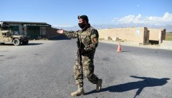 Afghan forces killed in 'Taliban attack'
