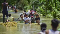 Two more dead, nearly 3 lakh affected by Assam flood