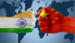 Border still tense, India echoes China's amiable words