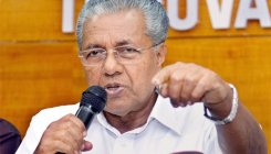 Kerala CM lashes out at union Minister Muraleedharan