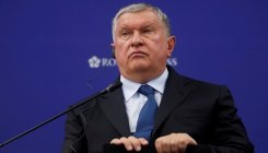 'Russia's Rosneft finds extended oil cuts painful'