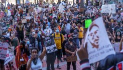 'US must take action after police killing of black man'