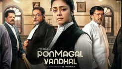 Ponmagal Vandhal review: A dull courtroom drama