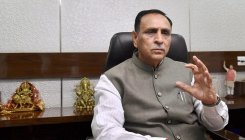 Virus: Gujarat CM junks chatter on complete lockdown