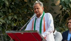 People suffered hardships under Modi rule: Gehlot
