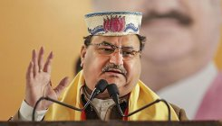 Nadda slams Rahul on his COVID-19 comments