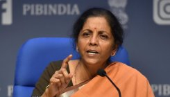 Hostile takeovers is certainly a worry: FM Sitharaman