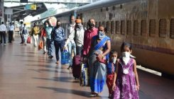 Nearly a lakh migrants from Northeast reach home