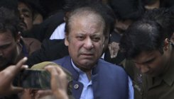 Warrant against Sharif for failing to appear in court
