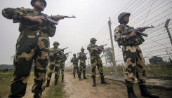 Pakistan shells forward areas along LoC in Poonch