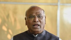 Kharge accuses govt of creating man-made calamity
