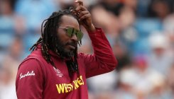 I too was a victim of racism, says Chris Gayle