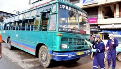 Private buses resume service in Dakshina Kannada