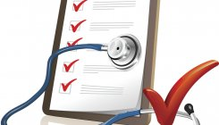 Health check-up for students before SSLC exams