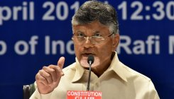 Naidu blasts CM Reddy for 'wastage of public money'