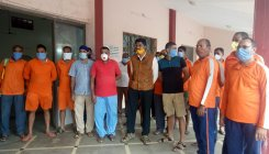NDRF team reaches Kodagu