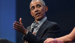 Obama steps out as US confronts confluence of crises