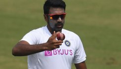 Feeling itchy, want to go out and play: Ashwin