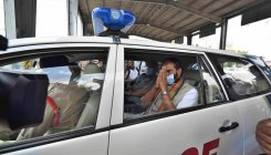 Congress leaders detained on way to Manjeera reservoir