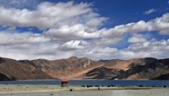 Making Ladakh separate UT reason for Chinese intrusion?