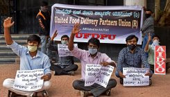 Food delivery partners demand relief package