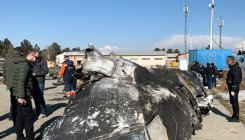 Black boxes of downed Ukraine plane of no help: Iran