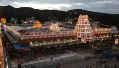 3-day darshan rehearsal begins at Tirupati Hill shrine